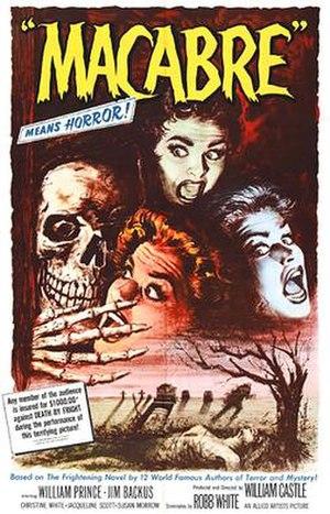 Macabre (1958 film) - Image: Macabre large