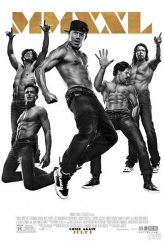 Magic Mike XXL - Theatrical release poster