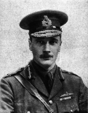 John Salmond - Major-General Salmond in 1917.