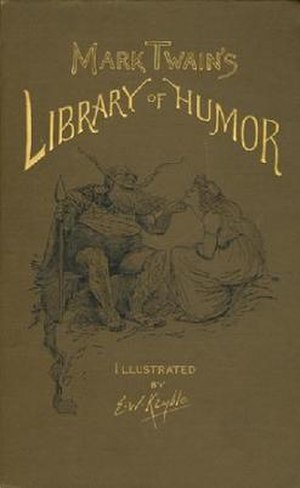 Mark Twain's Library of Humor - Image: Mark Twains Library Of Humour