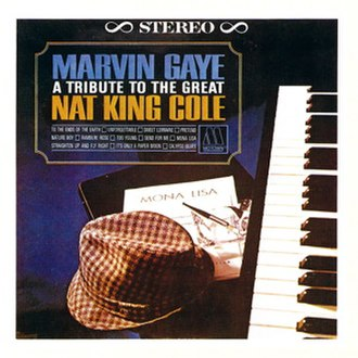 "A Tribute to the Great Nat ""King"" Cole - Image: Marvincole"