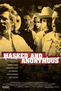 <i>Masked and Anonymous</i> 2003 film by Larry Charles