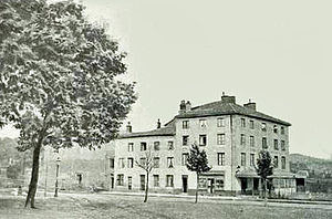 Jules Massenet -  Massenet's birthplace in Montaud, photographed c. 1908