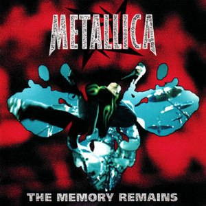 The Memory Remains - Image: Metallica The Memory Remains cover