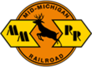 Mid-Michigan Railroad - Image: Mid Michigan Railroad logo