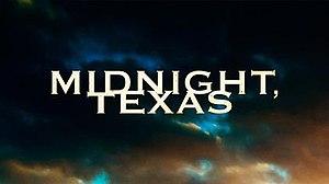 Midnight, Texas - Image: Midnight Texas title