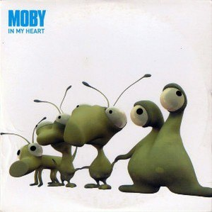 In My Heart (Moby song) - Image: Moby In My Heart