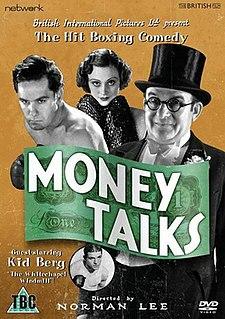 <i>Money Talks</i> (1932 film) 1932 film
