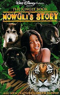 <i>The Jungle Book: Mowglis Story</i>