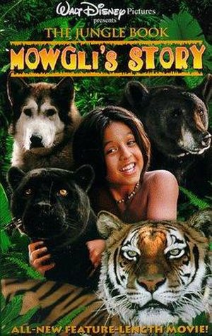 The Jungle Book: Mowgli's Story - Image: Mowgli's Story