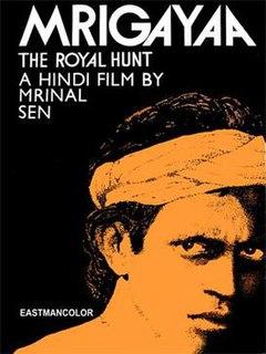 <i>Mrigayaa</i> 1976 Indian film
