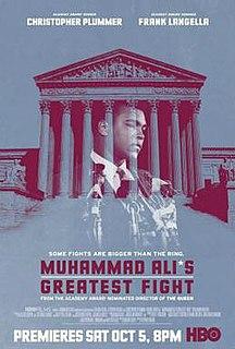 <i>Muhammad Alis Greatest Fight</i>
