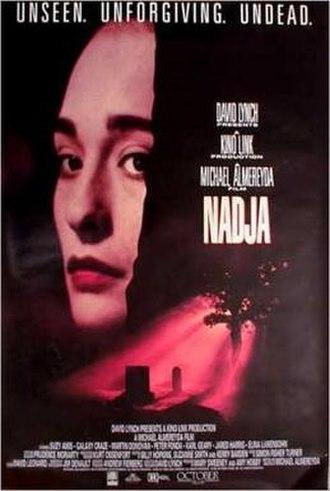 Nadja (film) - Image: Nadjaposter