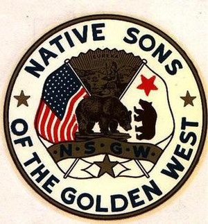 Native Sons of the Golden West - Logo of the Native Sons of the Golden West