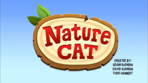 Nature Cat - Image: Nature cat titles