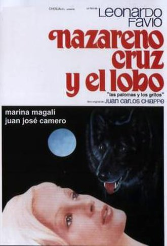 Nazareno Cruz and the Wolf - Theatrical release poster