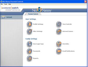 Net Nanny - Image: Net Nanny SS