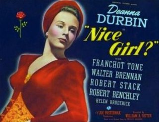 <i>Nice Girl?</i> 1941 film