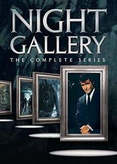 <i>Night Gallery</i> American anthology TV series (1970-1973)