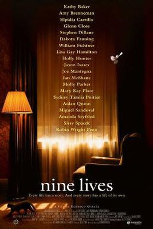 Nine Lives (2005 film) - Theatrical release poster