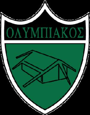 Olympiakos Nicosia - Club crest