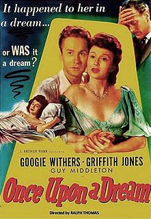 <i>Once Upon a Dream</i> (1949 film) 1949 film by Ralph Thomas