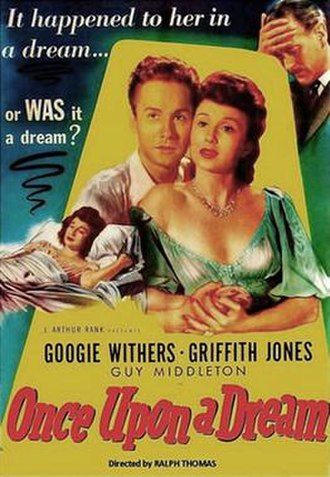 Once Upon a Dream (1949 film) - Image: Once Upon a Dream (1949 film)