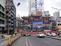 Pic geo photos - ph=mm=manila=binondo=plaza moraga - chinatown arch construction -philippines--2015-0615--ls-.JPG
