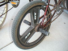 Bicycle wheel - Wikipedia, the free encyclopedia