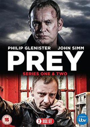 Prey (miniseries) - DVD cover