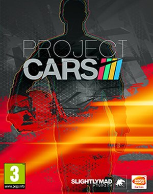 Project CARS - Image: Project Cars boxart