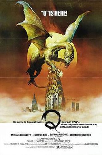 Q (film) - Theatrical release poster