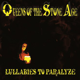 Lullabies to Paralyze - Image: Queens of the Stone Age Lullabies to Paralyze