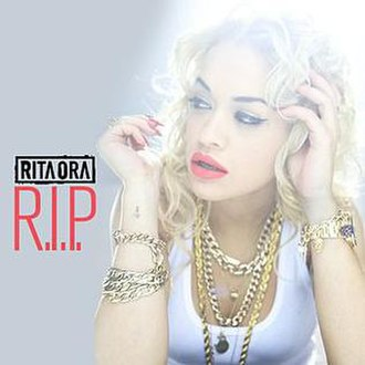 R.I.P. (Rita Ora song) - Image: R.I.P.Rita Ora