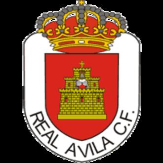 Real Ávila CF - Image: Real Ávila CF