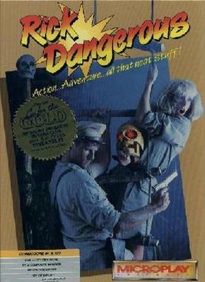 Rick Dangerous - Rick Dangerous