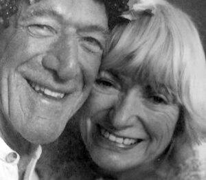 Robert Mondavi - Robert Mondavi and his wife Margrit