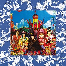 Rolling Stones - Their Satanic Majesties Request - 1967 Decca Album cover.jpg