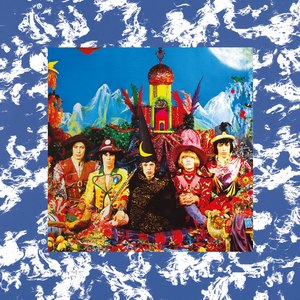 Their Satanic Majesties Request - Image: Rolling Stones Their Satanic Majesties Request 1967 Decca Album cover
