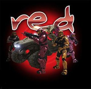 List of Red vs  Blue characters - Wikipedia