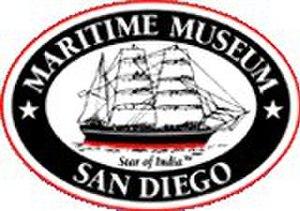 Maritime Museum of San Diego - Image: SDMM logo