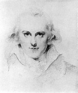 Samuel Lysons - Samuel Lysons,  by Thomas Lawrence.