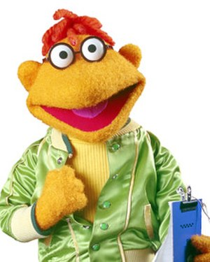Scooter (Muppet) - Image: Scooter Muppet