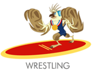 Wrestling at the 2005 Southeast Asian Games - Wrestling at the 2005 Southeast Asian Games logo