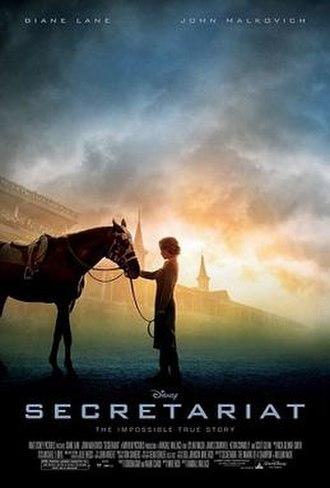 Secretariat (film) - Theatrical release poster