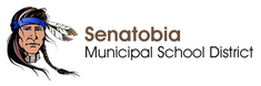 Senatobia Municipal School District logo.png