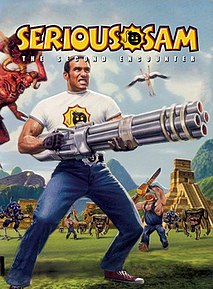 <i>Serious Sam: The Second Encounter</i> 2002 first-person shooter video game