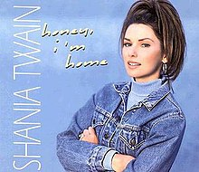 Shania Twain — Honey, I'm Home (studio acapella)
