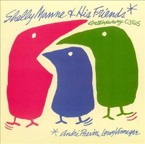 Shelly Manne & His Friends - Image: Shelly Manne & His Friends