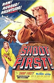<i>Rough Shoot</i> 1953 film by Robert Parrish